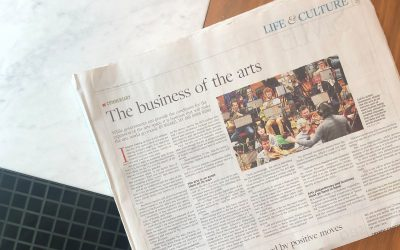 The Business of The Arts by The Business Times
