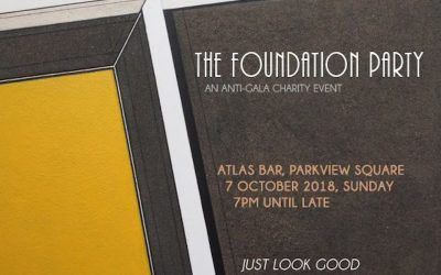 The Anti-Gala Foundation Party 2018