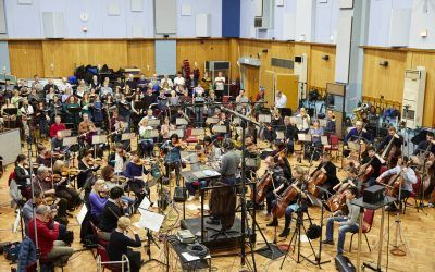 Bandwagon: London Philharmonic Orchestra releases Singapore-inspired symphony recording globally
