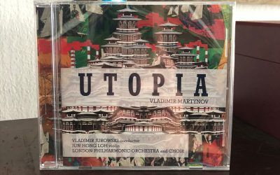 London Philharmonic Releases Recording of Martynov's 'Utopia' by Donemus