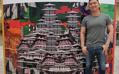Interview: Conversation with Kenny Low's about His Multimedia Work Entitled 'Utopia'