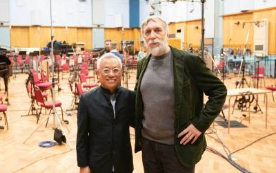 Building Bridges with Music: How Russian Composer Vladimir Martynov Composed A Symphony Inspired by Singapore by SGN