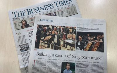 Building A Canon of Singapore Music by The Business Times